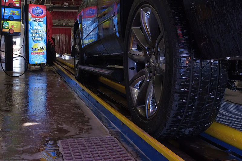 Champion Xpress Car Wash