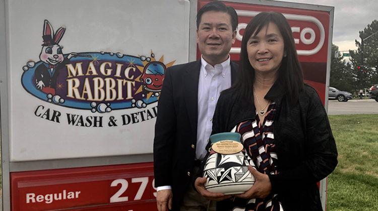 Magic Rabbit Car Wash