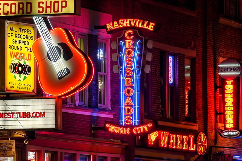 Nashville, Tennessee, Broadway