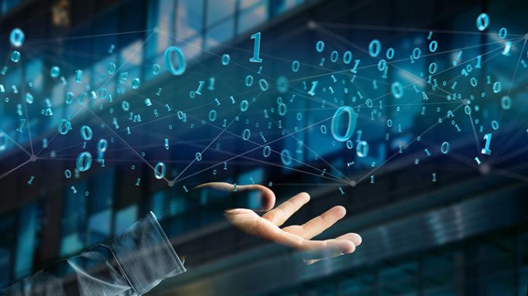 data, hand, software