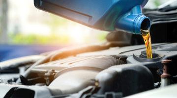 quick lube, oil change, car