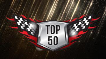 2019 Top 50 list