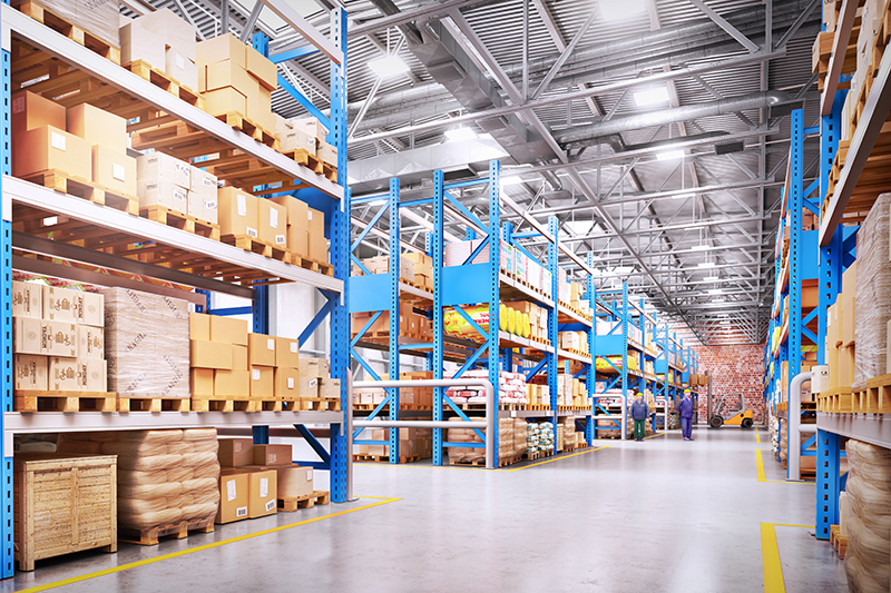 warehouse, distributor, manufacturer
