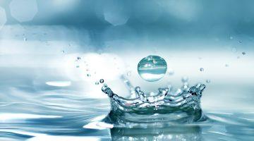 water, droplet, softener