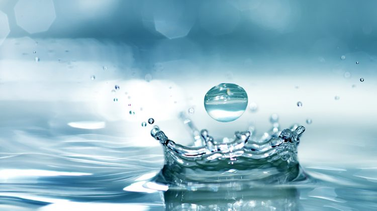 water, droplet, softener